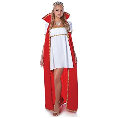 Empress Josephine Costume - Large - Dress Size 12-14 (Josephine Queen Plus Size Costume)