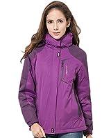 Alomoc Women's Winter Jacket Outdoor...