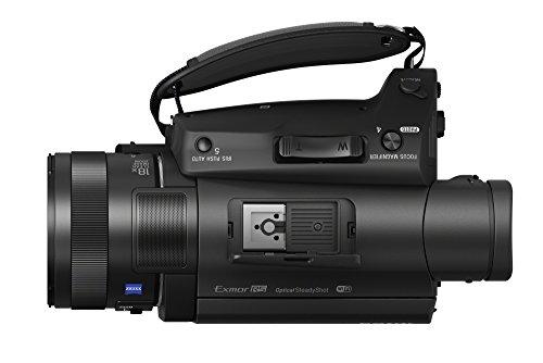 Sony FDRAX700/B FDR-AX700 4K HDR Camcorder, Black