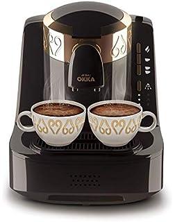 1f253d7e9 Okka Automatic Turkish Coffee Machine Black 950 ML - OK001B