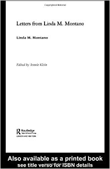 Book Letters from Linda M. Montano