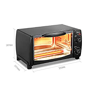 BLAKQ Mini Oven Oven Home Multifunction Oven Household Baking Small Oven Controlled Mini Cake Kitchen Oven -02 Mini Ovens