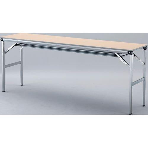 アイリスチトセ 折りたたみテーブル LOT-1860T(木製天板) ナチュラル B073VHJSSJ