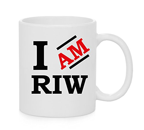 I Am RIW Official Mug - The Riw
