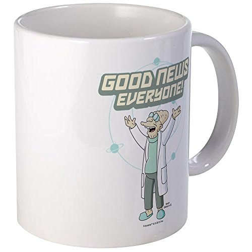 CafePress Futurama Good Unique Coffee