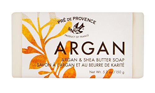 Pre de Provence Moroccan Argan Oil & Shea Butter Quad Milled