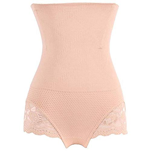 TUKURIO Women Waist Trainer Seamless Butt Lifter Panty Tummy Control Shapewear Thigh (Shiny Thigh Slimmer)