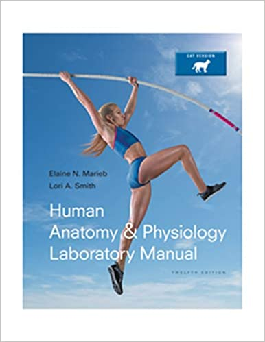 Human Anatomy Physiology Laboratory Manual Cat Version