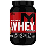MTS Machine Whey Protein 2lbs. (Blueberry Muffin) For Sale