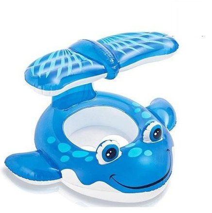 baby-kids-inflatable-whale-swim-boat-float-water-chair-safety-seat-fun-trainer-aid