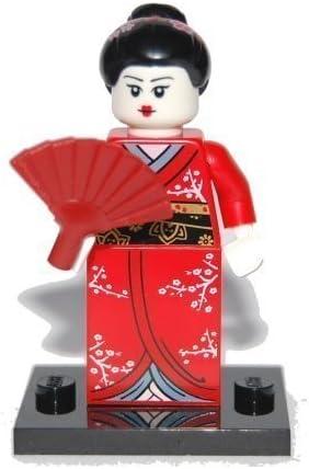 LEGO Minifigures Series 4 - Kimono Girl