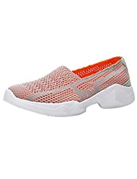 Theshy Women's Fashion Sneakers, Fashion Couple Outdoor Mesh Casual Sport Shoes Runing Breathable Shoes Sneakers Slip-On Running Soft