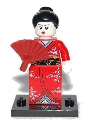Geisha girl collectables