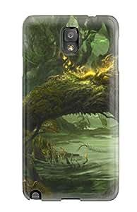 New Arrival Premium Note 3 Case Cover For Galaxy (landscape)