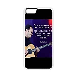 iPhone 6 4.7 Inch Phone Case Dave Matthews Q6A1159096