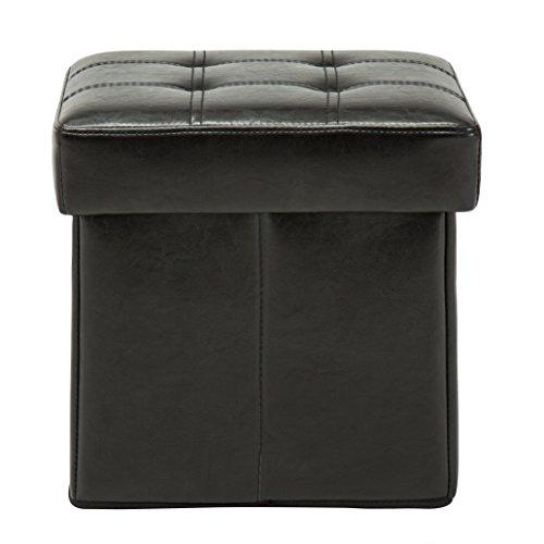 Christmas Gift Azufi 15 Quot Faux Leather Folding Storage