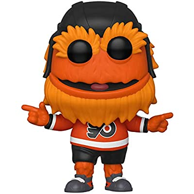 Funko POP! NHL Mascots: Philadelphia Flyers - Gritty: Toys & Games