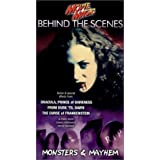 Behind the Scenes: Monters & Mayhem
