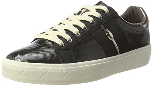 Baskets Basses Femme Gris Tamaris 23701 anthracite q0CHqTx