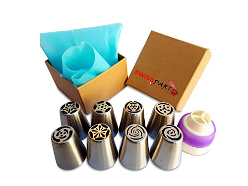 8-pcs-stainless-steel-russian-cake-decorating-icing-tips-kit-extra-large-piping-nozzles-and-18-reusa