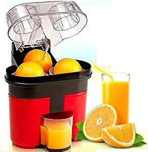 عصارة البرتقال مع خاصية التقطيع الرائعة من أوربت