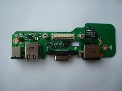 Replacement For DELL DR1 CHARGER BOARD DC JACK USB 08530-2 00829