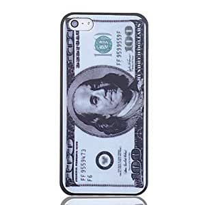 Dollar Printing Back Case for iPhone 5/5S
