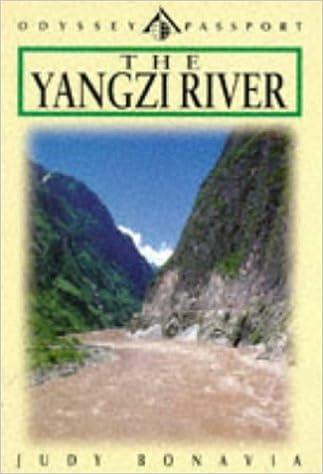 Book The Yangzi River (Odyssey Guides Yangzi River)