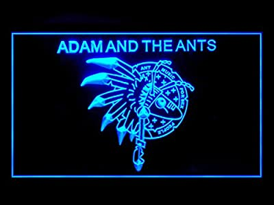 Adam And The Ants Bar Led Light Sign