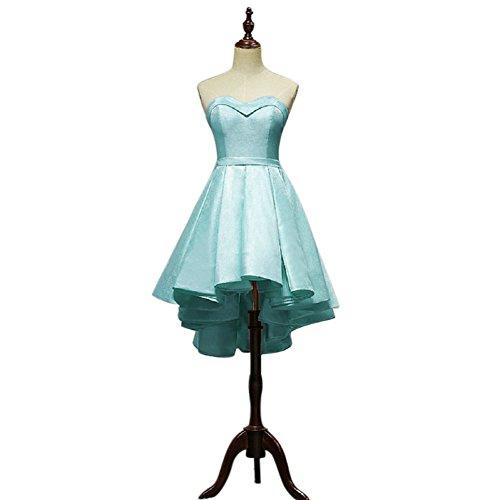 Vimans -  Vestito  - linea ad a - Donna blu Light Blue 46