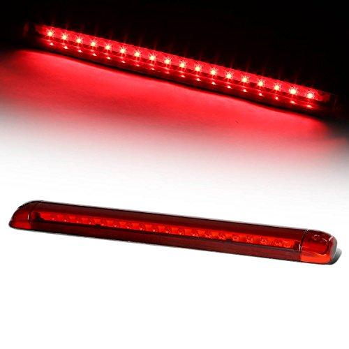 Chevy/GMC GMT400/GMT800 Van/SUV High Mount LED 3rd Brake Light (Red (Chevrolet S10 Blazer High Mount)