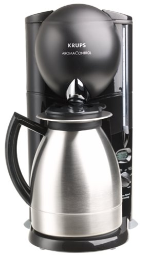 krups aromacontrol coffee maker - 1