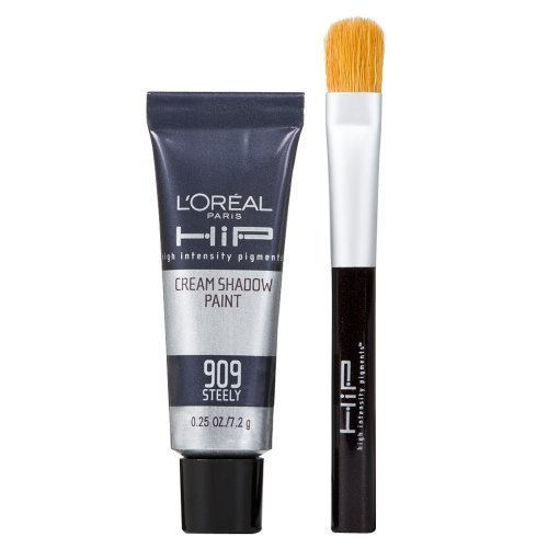 L'Oreal HiP Cream Shadow Paints - Steely by L'Oreal Paris ()
