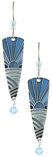 Earth Dreams- Eternal Sunrise Earrings (Blue)