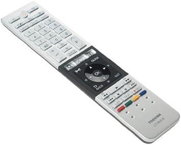 NEW GENUINE TOSHIBA LCD SMART 3D TV REMOTE CT-90429 CT90429 40L6363DG 50L4363DG by Toshiba: Amazon.es: Electrónica