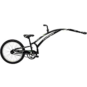 Adams Trail-A-Bike Original Folder, Black