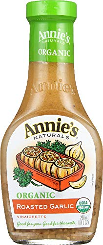 Annie's Naturals (NOT A CASE) Organic Dressing Roasted Garlic Vinaigrette Annies Naturals Roasted Garlic