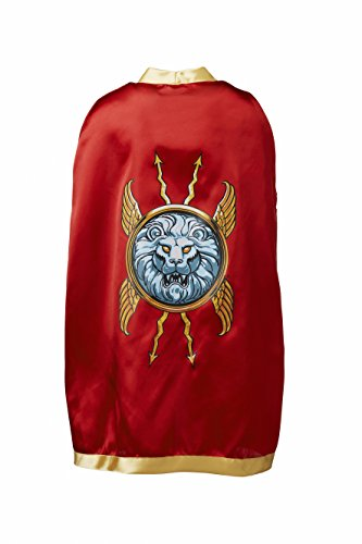 Liontouch 30.003 Roman Pretend Play Cape, Red
