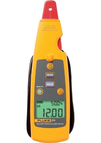 Fluke 771 Milliamp Process Clamp Meter (Milliamp Clamp Meter Process)
