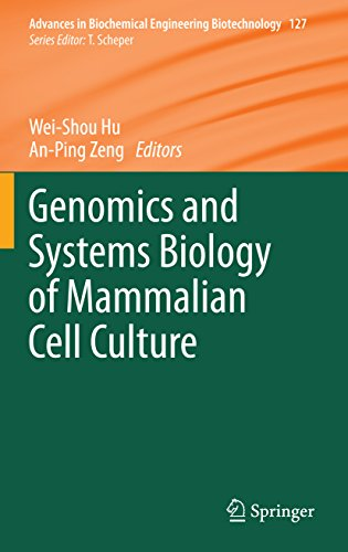Genomics and Systems Biology of Mammalian Cell Culture (Advances in Biochemical Engineering/Biotechnology) Pdf