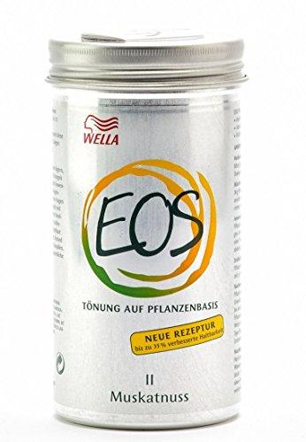 Wella EOS Tönung II Muskatnuss, 120 g