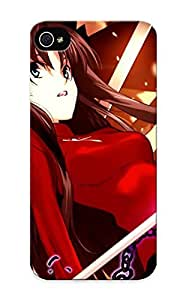 New Fashionable Summerlemond LqwJB0Dfwmu Cover Case Specially Made For Iphone 5/5s(fatestay Night Tohsaka Rin Emiya Shirou Typemoon Archer Fatestay Night Fate Series )