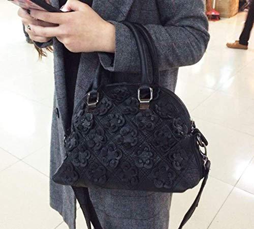 femme noir 14cm 42cm Pochette pour 31cm noir Multicolore Eysee a6EqH