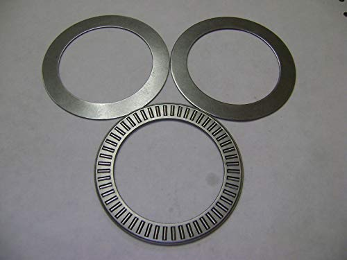 NMD NTA3244 Thrust Needle Roller Bearing with Two Washers 2