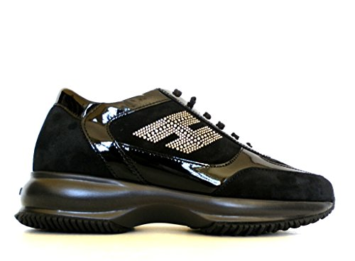 Black Hogan Trainers Women's Black Women's Hogan qz0w8I