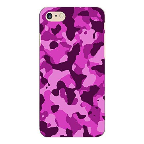 "Disagu Design Case Schutzhülle für Apple iPhone 7 Hülle Cover - Motiv ""Camouflage Pink"""