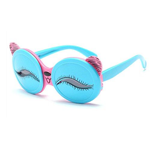 Kids Flip Up Sillicon Cartoon Cute Polarized Girls Boys - Cartoon Sunglasses Pictures