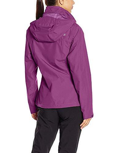 wood Sangro Morado Violet W The North Jacket Chaqueta Face Mujer q8w8PvC4x