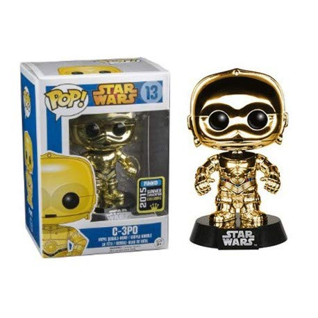 with C3PO Action Figures design
