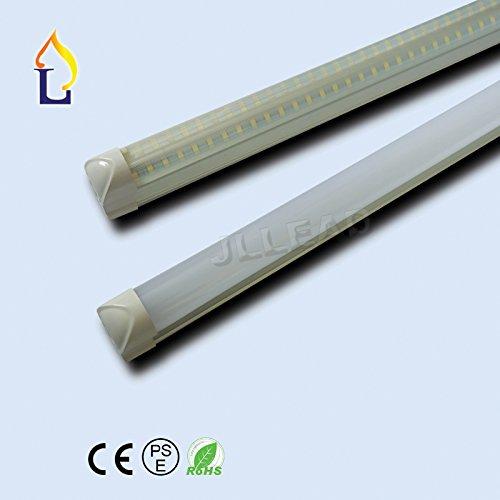 (25PACK)NEW Integrated 3ft 900mm 36W Led T8 v shape Cooler Door Tube light SMD2835 176LEDS High Bright light by JLLEAD